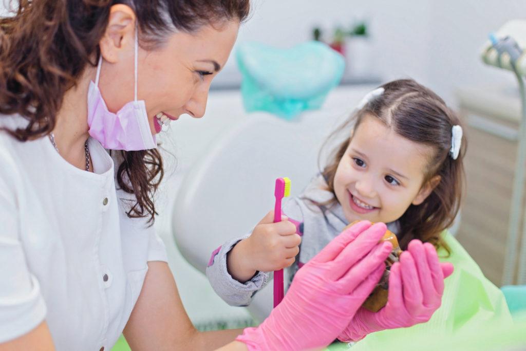 Pediatric Dentistry Treatments Norfolk | Leisure Dental